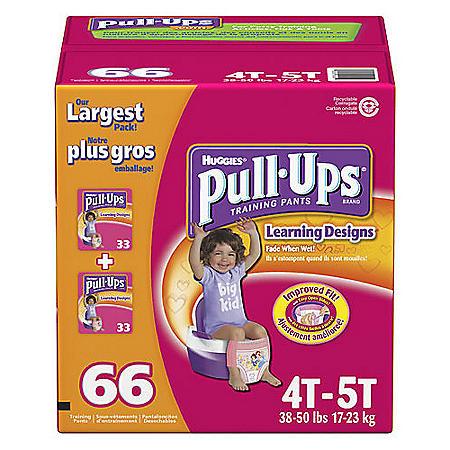 PULL-UPS® Training Pants