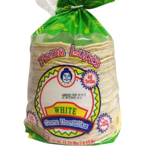 Mama Lupe's White Corn Tortillas (80 ct.)