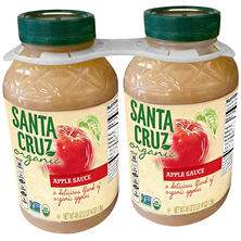 Santa Cruz Organic Apple Sauce (46 oz., 2 pk.)
