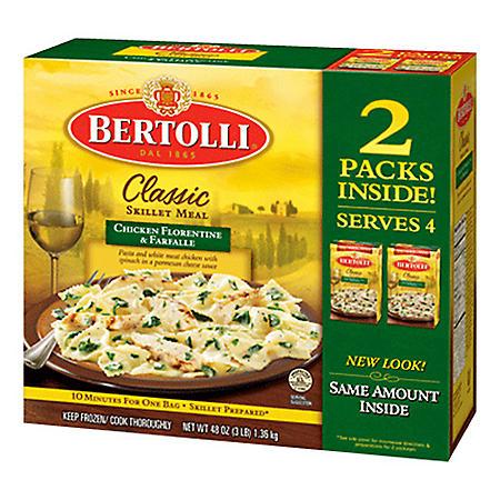 Bertolli® Chicken Florentine & Farfalle