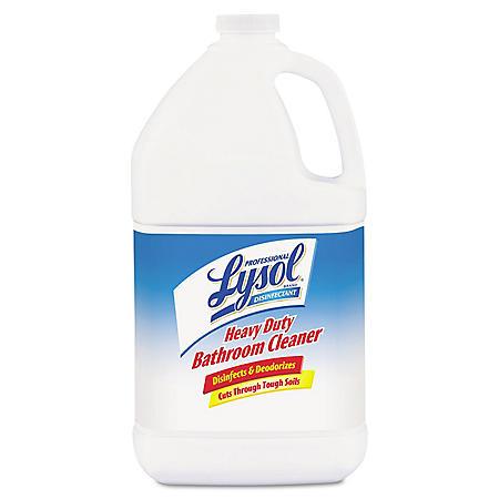 Professional Lysol Brand  Heavy-Duty Bath Disinfectant (1 gal. bottles, 4 pk.)