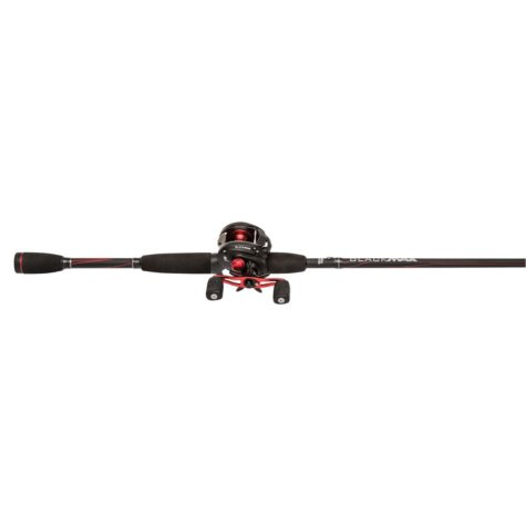 Black Max Baitcasting Combo (Choose Your Model)