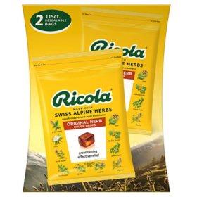 Ricola Original Natural Herb Cough Drops (130 ct.)