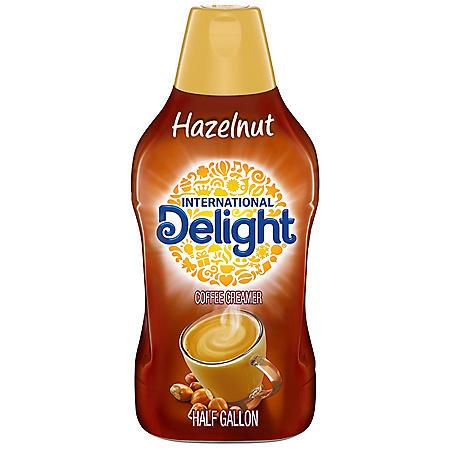 International Delight Hazelnut Coffee Creamer (64 fl. oz.)