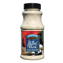 Alpine Touch All Natural Seasoning with Sea Salt (32 oz.)