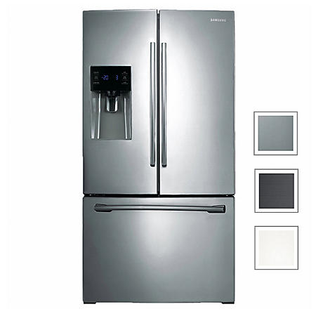 Samsung 25.6 cu. ft. French Door Refrigerator with External Water and Ice Dispenser