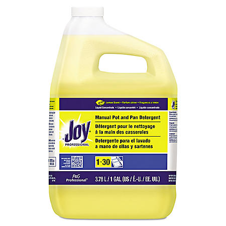 Joy Dishwashing Liquid, Lemon (1 gal.)