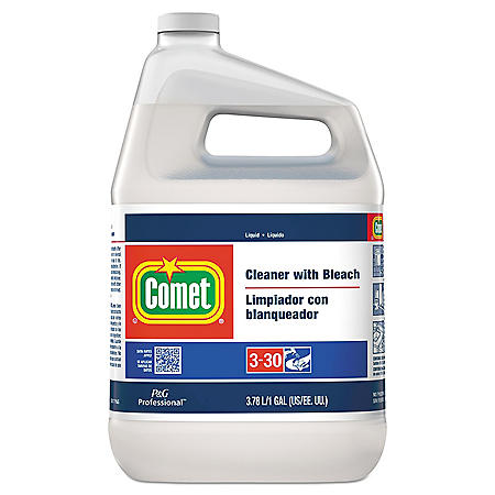 Comet Liquid Cleaner with Bleach (1 gal.)
