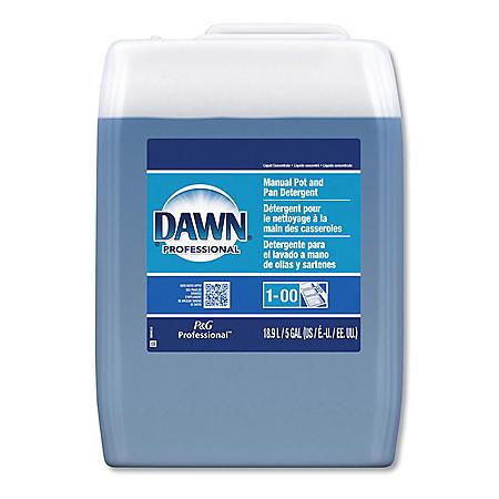 Dawn Dishwashing Liquid, Original Scent (5 gal. pail)