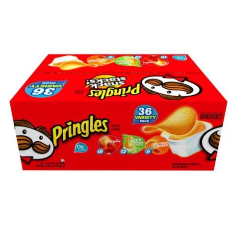 Pringles® Original Potato Chips Singles