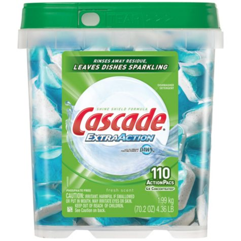 Cascade Action Pacs 110 Count
