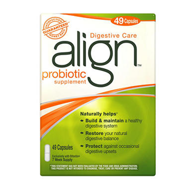 Align® Daily Probiotic Supplement