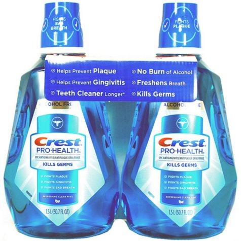 Crest Pro-Health Rinse