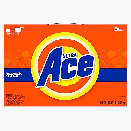 Ace Powdered Ultra - 120 oz.