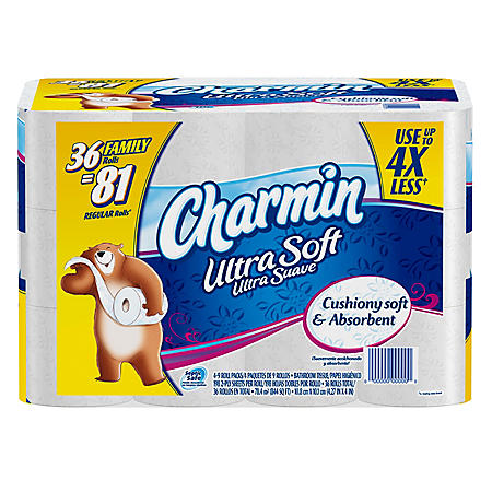 Select Charmin Bath Tissue