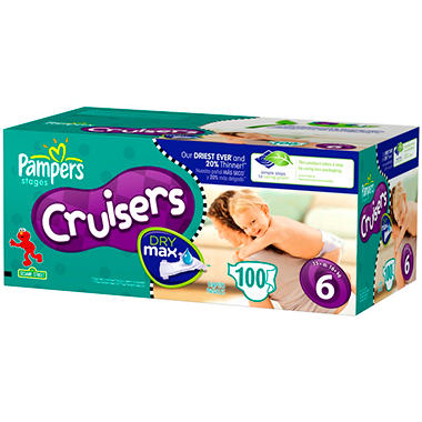 Pampers® Diapers