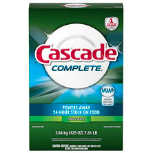 Cascade Complete Powder (125oz.)