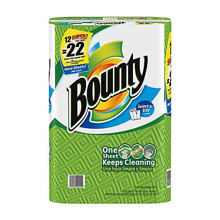Bounty® Paper Towels