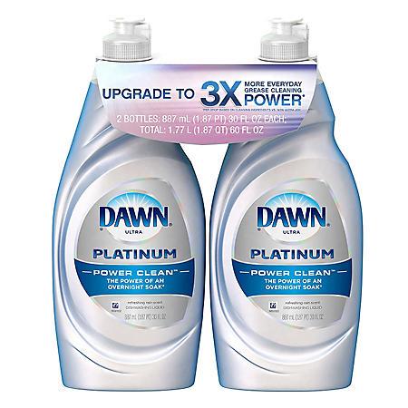 DAWN POWER CLEAN 2 PK / 30OZ C/U