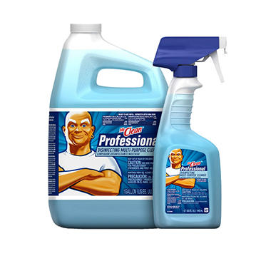 Mr. Clean Professional Disinfectant Bundle Pack (160 oz.)