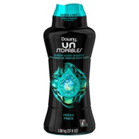 Downy Unstopables In-Wash Fresh Scent Booster Laundry Beads - Fresh,37.6 oz