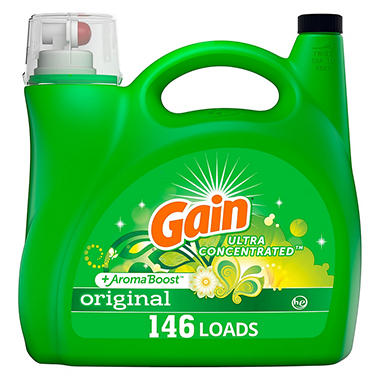 Gain Aromaboost Ultra Concentrated Liquid Laundry