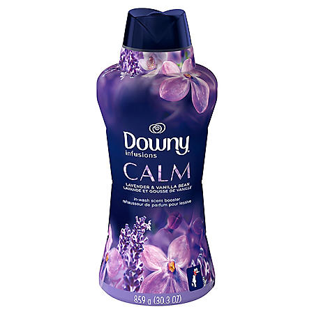 Downy Infusions In-Wash Scent Booster Beads, Lavender Serenity (30.3 oz.)