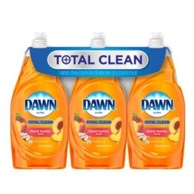 Dawn Ultra Total Clean, Choose Your Scent (24 oz., 3pk.)