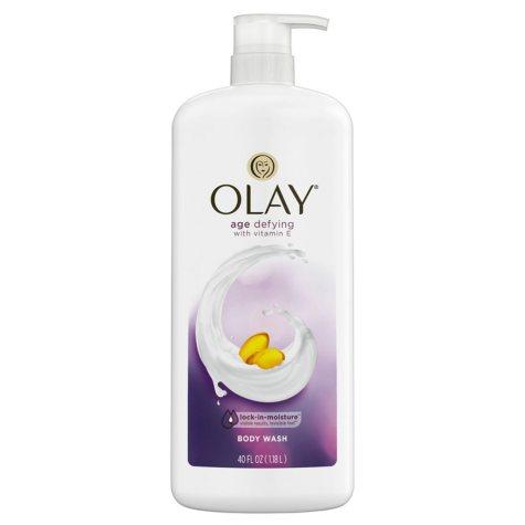 D-Olay Age Defying Body Wash with Vitamin E (40 fl. oz.)