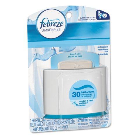 Febreze Set & Refresh, Linen & Sky, (5.5 oz., 8 pk.)