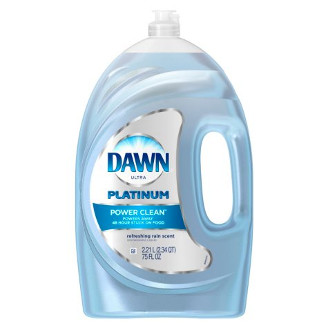 Dawn Platinum, Refreshing Rain Scent (75 oz.)