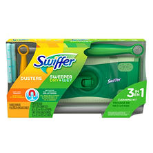 Swiffer Sweeper 3-in-1 Starter Kit