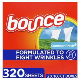 Bounce Dryer Sheets (320 ct.)