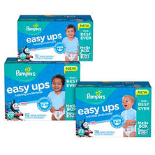 Pampers Easy Ups Training Pants for Boys (Choose Your Size)