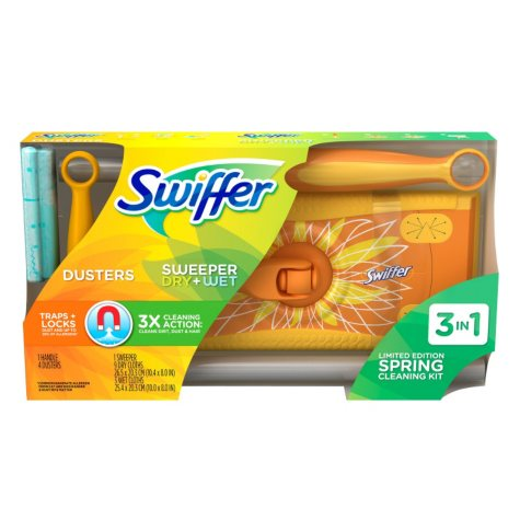 Swiffer Sweeper Duster 3-in-1 Starter Kit