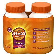 Metamucil Capsules Twin Pack (2 x 170 ct.)