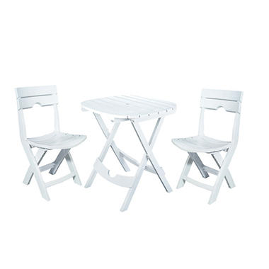 Quik-Fold Café Set-Various Colors