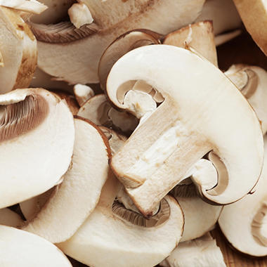 Sliced Mushrooms - 16 oz.