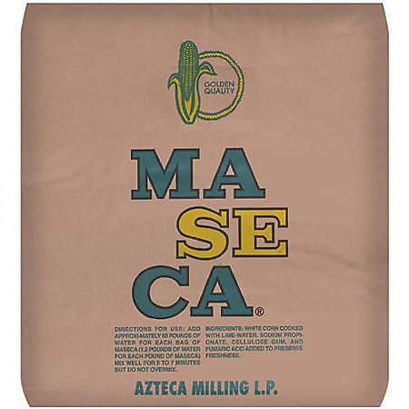 Maseca Regular #1 White (50 lbs.)