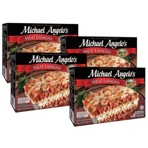 Michael Angelo's Meat Lasagna - 4/11 oz.