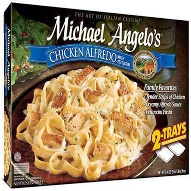 Michael Angelo's® Chicken Alfredo - 2/24 oz.