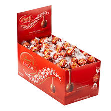 Lindt LINDOR Truffles, Milk Chocolate (120 ct. box)