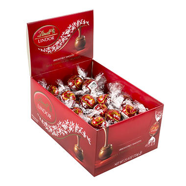 Lindor Truffles Milk Chocolate (60 ct.)