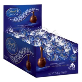 Lindor Truffles Dark Chocolate (60 ct.)