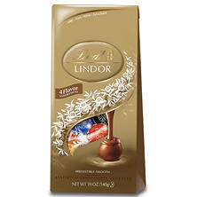 Lindt Chocolate Assorted Lindor Truffle Bag (19 oz.)