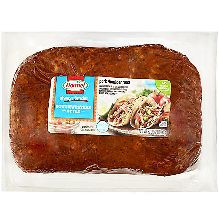 Hormel Always Tender Southwestern Style Pork Shoulder Roast (32 oz.)