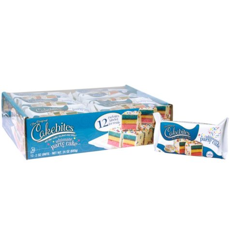 The Original Cakebites Ultimate Party Cake (12 ct.)