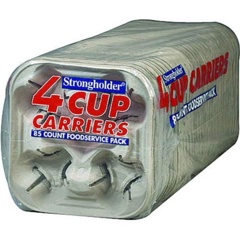 Strongholder 4 Cup Carriers (85ct.)