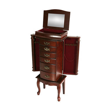 Jeweler's Choice Jewelry Armoire