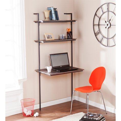 Holly & Martin Haeloen Wall Mount Desk and Conbie 2-pc Chairs